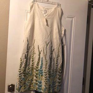 New loft dress